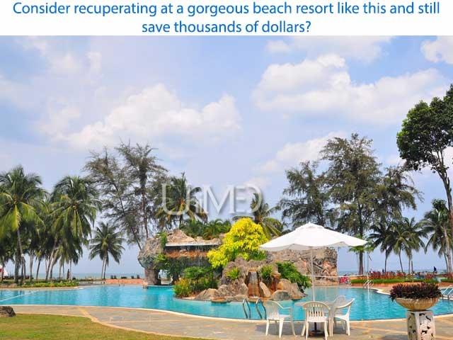Malaysia - Beach resort